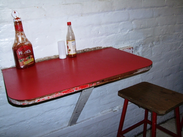 Rutledge table