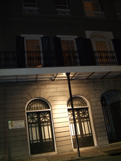 Most Haunted House in New Orleans