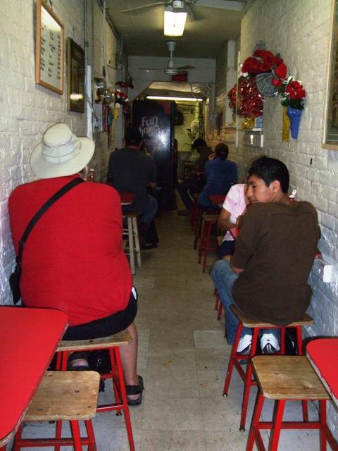 Rutledge Hallway Restaurant
