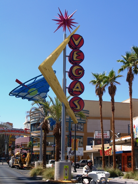 Fremont East Neon Signs by Sheree Zielke
