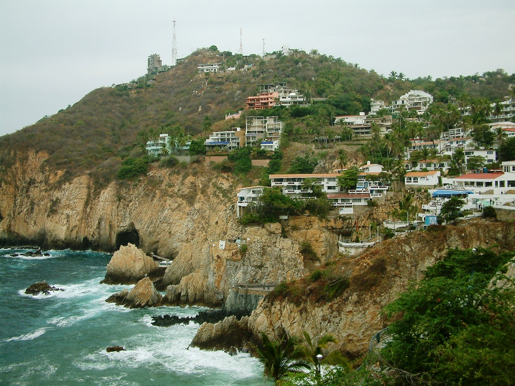 Mexican Coastline by Sheree Zielke