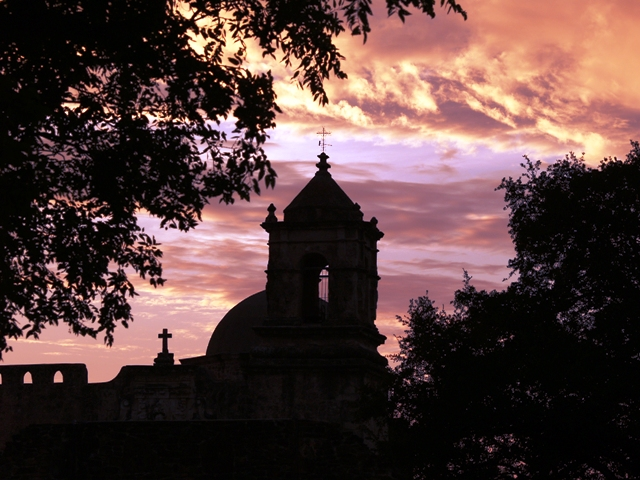 Mission San Jose by Sheree Zielke